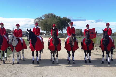 Waikato Pony Club Team 2018