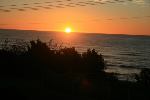 Mokau Sunset