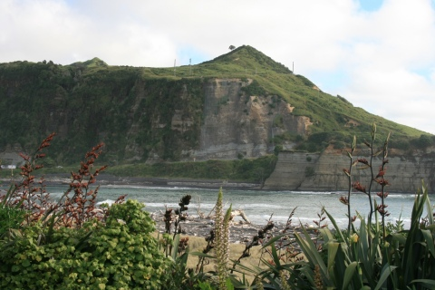 Mokau Views Along SH3